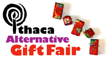 Ithaca Alternative Gift Fair